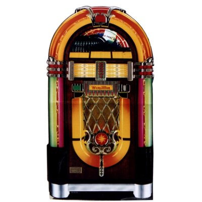 Advanced Graphics Wurlitzer Jukebox Life-Size Cardboard Stand-Up