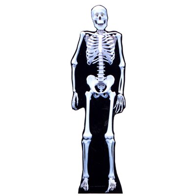 Advanced Graphics Skeleton Life-Size Cardboard Stand-Up