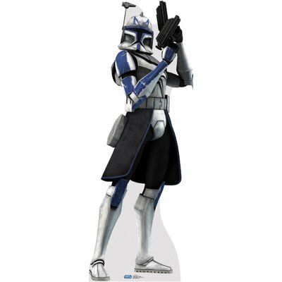 Advanced Graphics Captain Rex Clone Trooper Cardboard Stand-Up