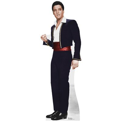 Advanced Graphics Elvis Matador Cardboard Stand-Up