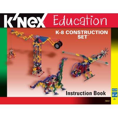 K'NEX Education K-8 General Construction Set