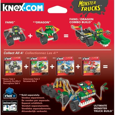 K'NEX Monster Trucks-Fang