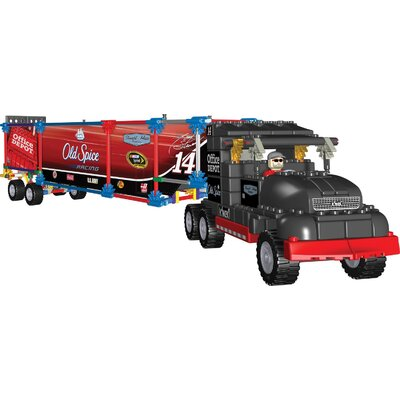 K'NEX 14 Office Depot Transporter Rig Building Set
