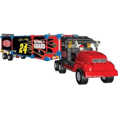 K'NEX 24 DuPont Transporter Rig Building Set
