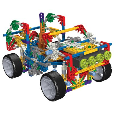 K'NEX Classics 4 Wheel Drive Truck Building Set