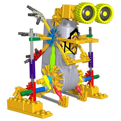 K'NEX Slasher Robo Battler Building Set