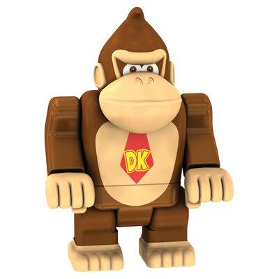 K'NEX Nintendo Donkey Kong and Standard Bike Building Set