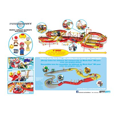 K'NEX Nintendo Ultimate Mario Circuit Building Set