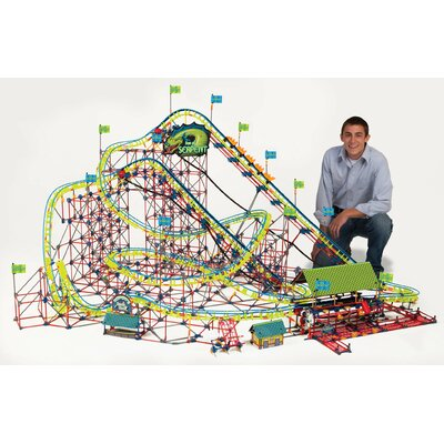 K'NEX Son of Serpent Building Set
