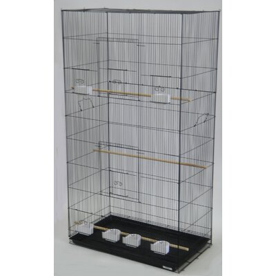 YML Lot of Three X-Large Bird Cage
