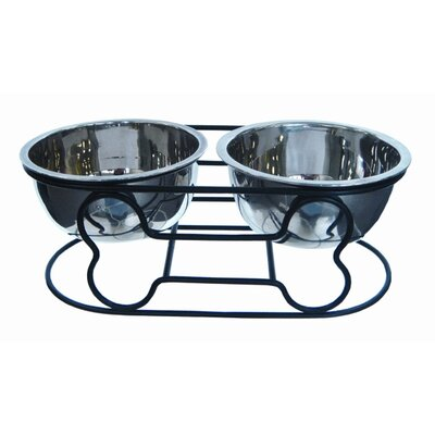 YML Wrought Iron with Double Bowls