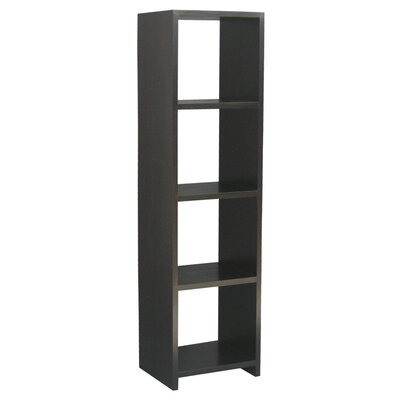 By Designs Cube Vertical Four Shelf