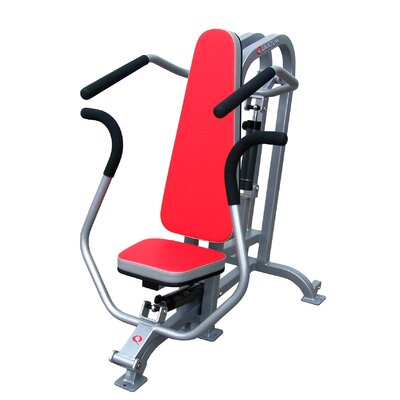Quantum Fitness Adult Quick Circuit Commercial Combination Chest/Row/Shoulder/Lat