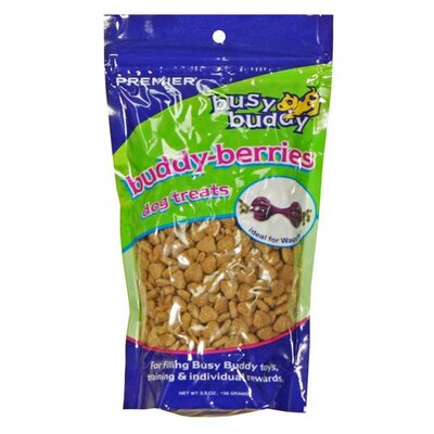 Premier Pet Busy Buddy Berries Dog Treat