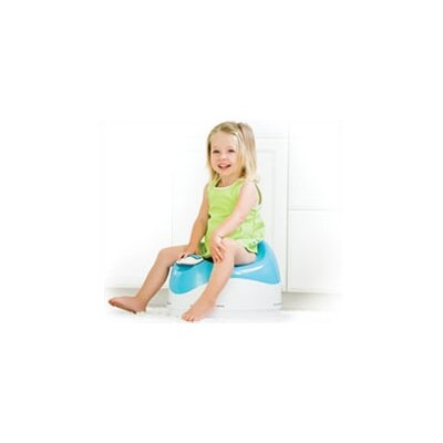Prince Lionheart PottyPOD Toilet Chair in Pink