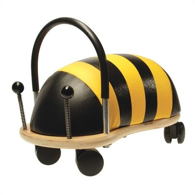 Prince Lionheart Wheely Bug Bee Push/Scoot Ride-On