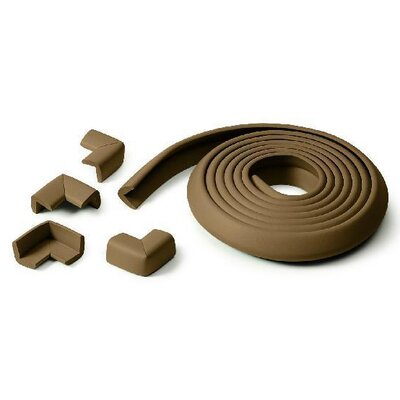 Prince Lionheart Table Edge Set in Chocolate