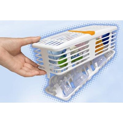 Prince Lionheart Deluxe Infant Dishwasher Basket Combo