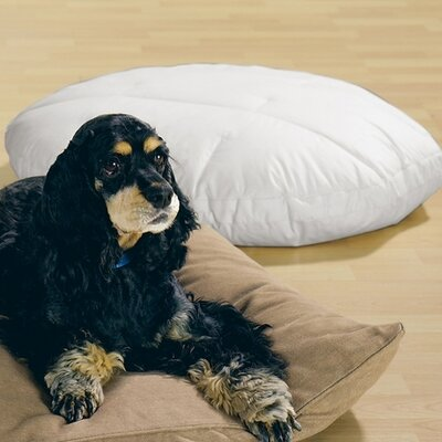 Down Inc. Oval Dog Pillow
