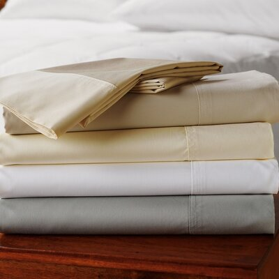Down Inc. 400 Thread Count Sateen Pillowcase Pair