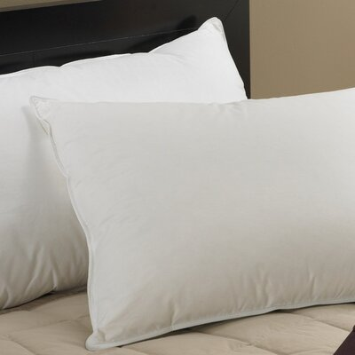 Savannah Soft Snow White Down Pillow