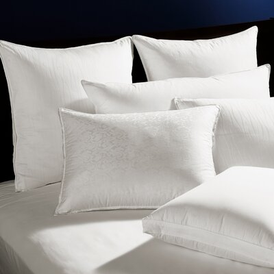 Down Inc. Cambric 230 Thread Count 75% Duck Feather and 25% Down Sleeping Pillow
