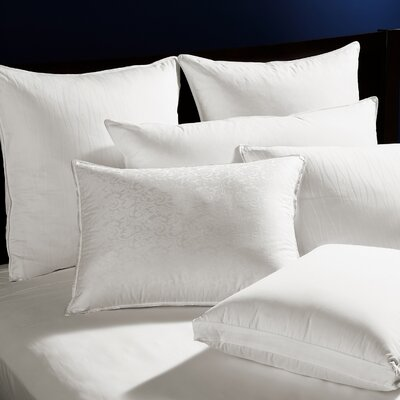 Down Inc. Cambric 230 Thread Count 50% Duck Feather and 50% Down Sleeping Pillow