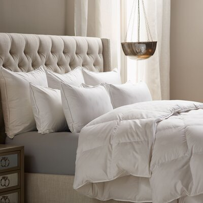 Down Inc. Kingsley Luxury Weight Snow White Down Bedding Collection