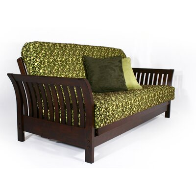 Strata Furniture Carriage Flair Futon Frame