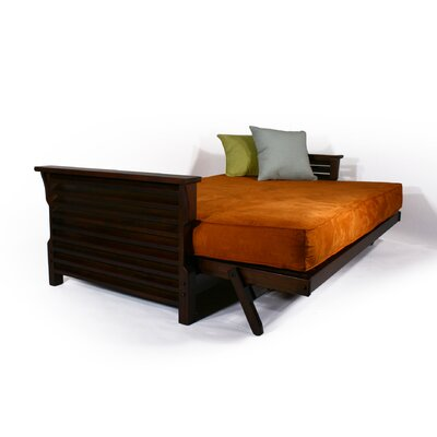 Strata Furniture Carriage Plantation Futon Frame
