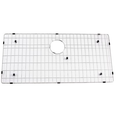 "Kraus Stainless Steel 33"" x 16"" Bottom Grid"