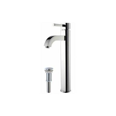 Ramus Single Hole Bathroom Faucet with Single Handle - FVS-1007-PU-10