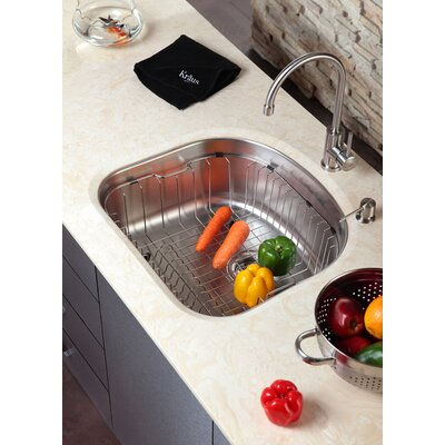 Kraus Stainless Steel Rinse Basket