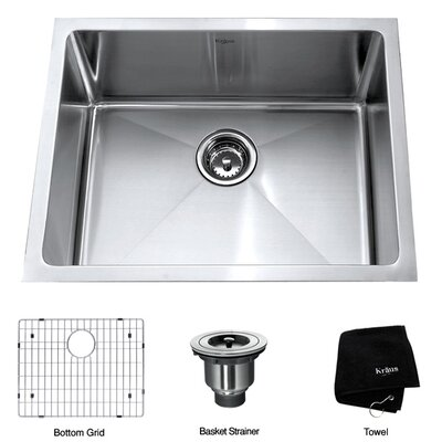 Kraus 24&quot; Undermount Kitchen Sink