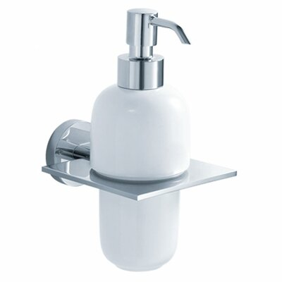 Kraus Imperium Wall-mounted Ceramic Lotion Dispenser