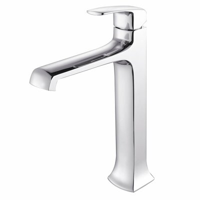 Decorum Single Handle Single Hole Vessel Faucet - KEF-15200CH