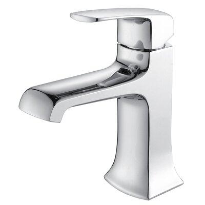 Kraus Decorum Single Lever Basin Bathroom Faucet Chrome