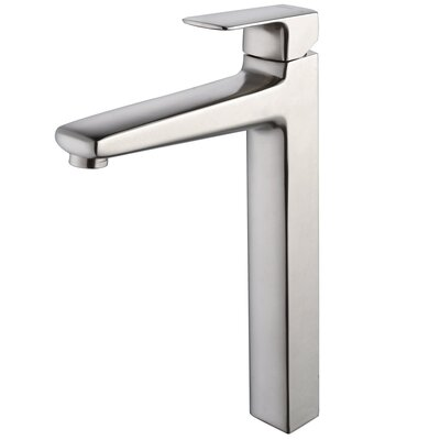 Kraus Virtus Single Hole Vessel Faucet with Single Handle