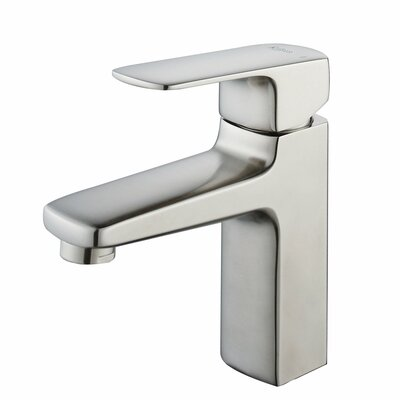 Virtus Single Hole Faucet with Lever Handle - KEF-15501