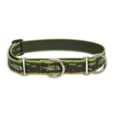 Lupine Pet Brook Trout Adjustable Combo Collar