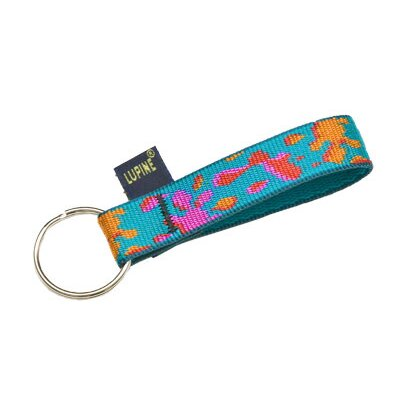 Lupine Pet Wet Paint Standard Keychain