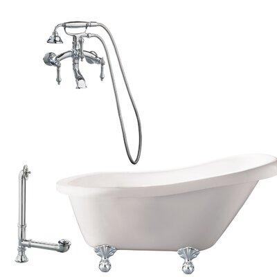 Newton Slipper Tub - LN1-