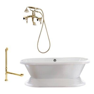 Wescott Dual Bathtub - LW1-