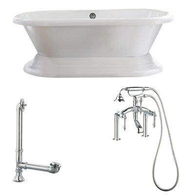 Wescott Dual Bathtub - LW3-