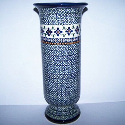 Traditional Pattern DU60 Vase