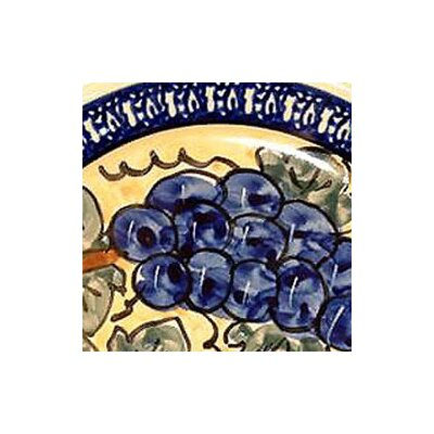 Euroquest Imports Polish Pottery 4 oz. Ramekin