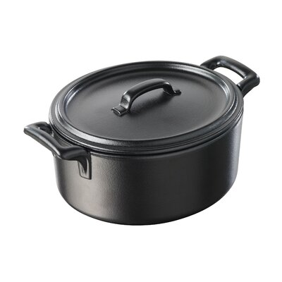 Belle Cuisine 1.1-Qt Porcelain Oval Dutch Oven