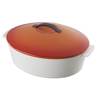 Revolution 4.75-Qt. Porcelain Oval Dutch Oven