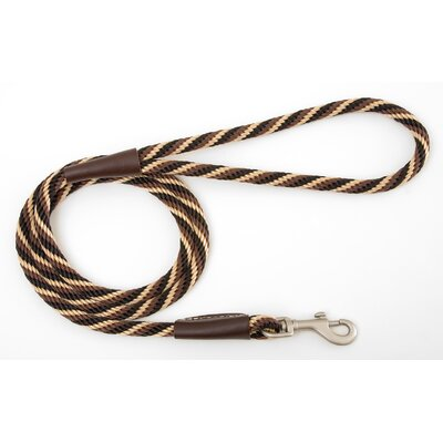 Mendota Small Twist Snap Dog Leash