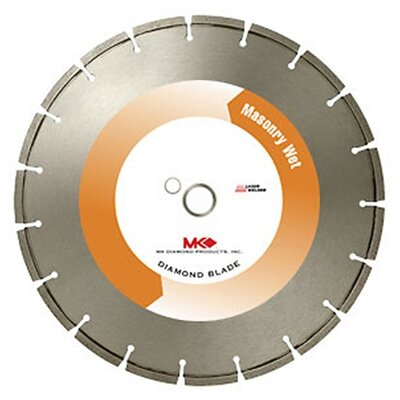 MK Diamond Wet Cutting Segmented Rim Blades MK-50P